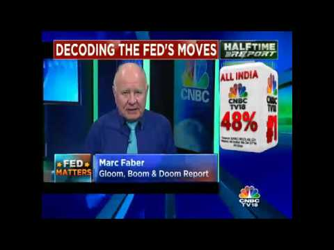 Expect No Rate Hike In 2016 & 2017: Marc Faber