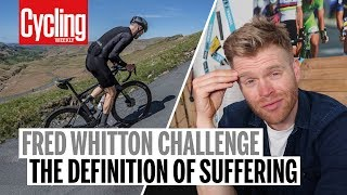 Gambar cover The Definition Of Suffering | Fred Whitton Challenge | Cycling Weekly