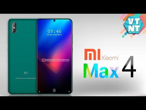 XiAOMi Mi MAX 4 НЕ БУДЕТ? 4k