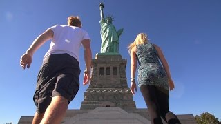 EPIC STATUE OF LIBERTY TOUR! (349)