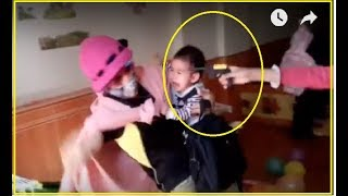TRY NOT TO LAUGH - Abduction BABY VIDEOS & KIDS FAILS | Funny Videos November 2018