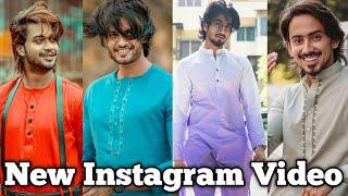 Team 07 Latest TikTok Comedy Video, Mr Faisu New Instagram Video Hasnain Adnaan Saddu Faiz TikTok152