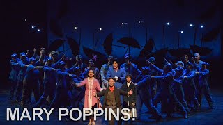 Mary Poppins! Flying effects and more!
