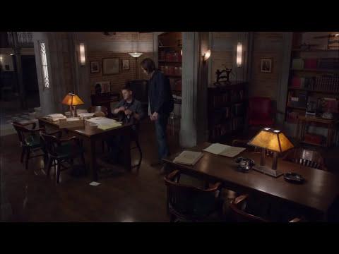 Supernatural Season 9 gag reel