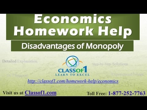 help with economics homework