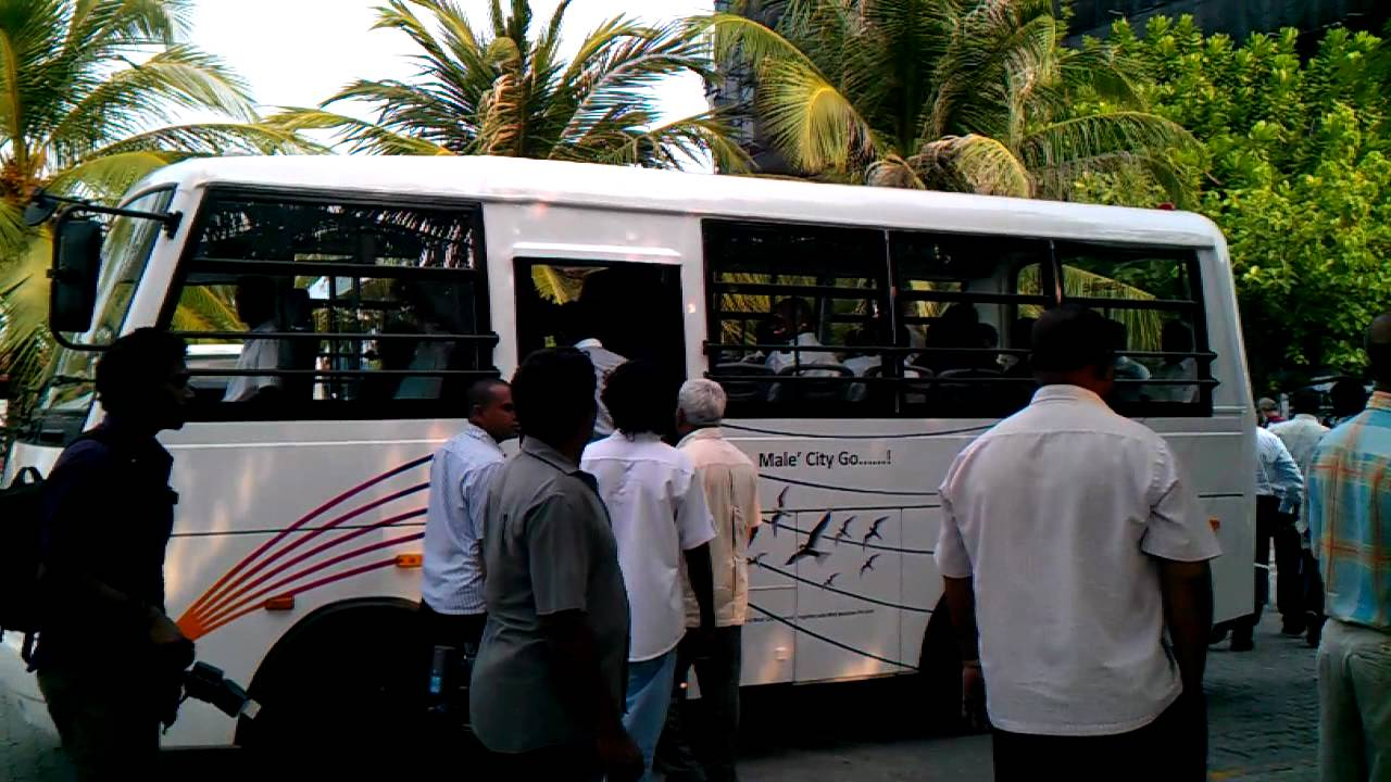 Image result for male maldives bus