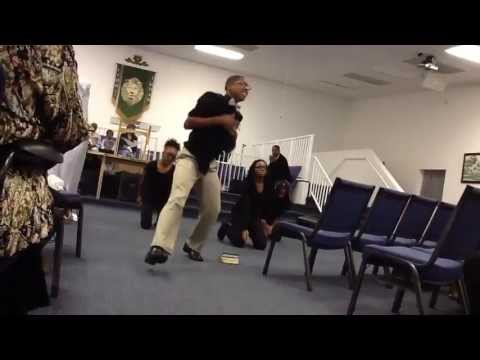 Exousia's Dance to Amen by Deitrick Haddon