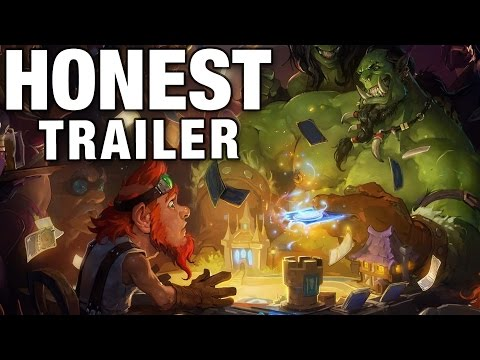 HEARTHSTONE (Honest Game Trailers)