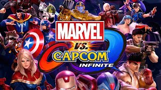 Marvel vs Capcom  lit fighting grinding for 600 subs lets get lit like in subscribe