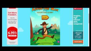 Adventure Man   Abcya