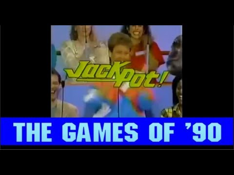 The Games Of '90  Jackpot!