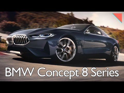 BMW's 8 Series Coupe, Faraday's Bleek Future - Autoline Daily 2118