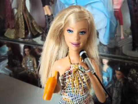 barbie hårsalong