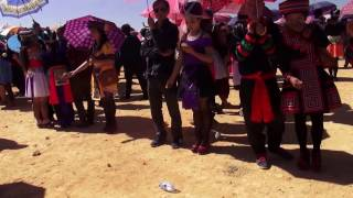 Travel  Preview our 2014-2015 trip back to Sapa & Hmong Laos New Year (HD)