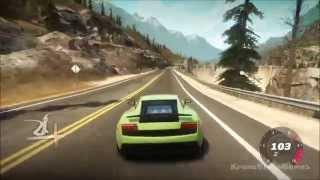 Forza Horizon - Free Roam Gameplay [HD]