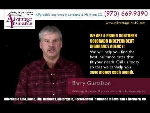 Meet Barry Gustafson of Advantage Insurance in Lov...