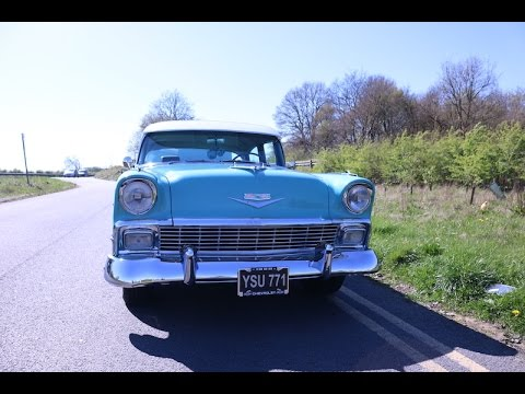Cars And Their Owners: 1956 Chevrolet Bel Air