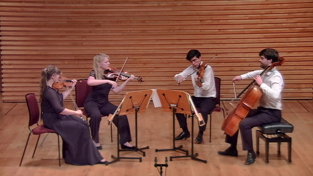 Janacek: String Quartet No. 1 'Kreutzer Sonata'