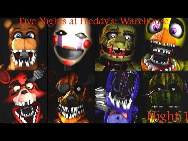five nights at freddys game jolt