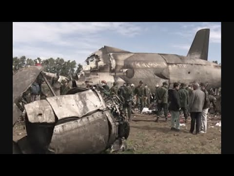 257 Dead in Algerian Military Plane Crash
