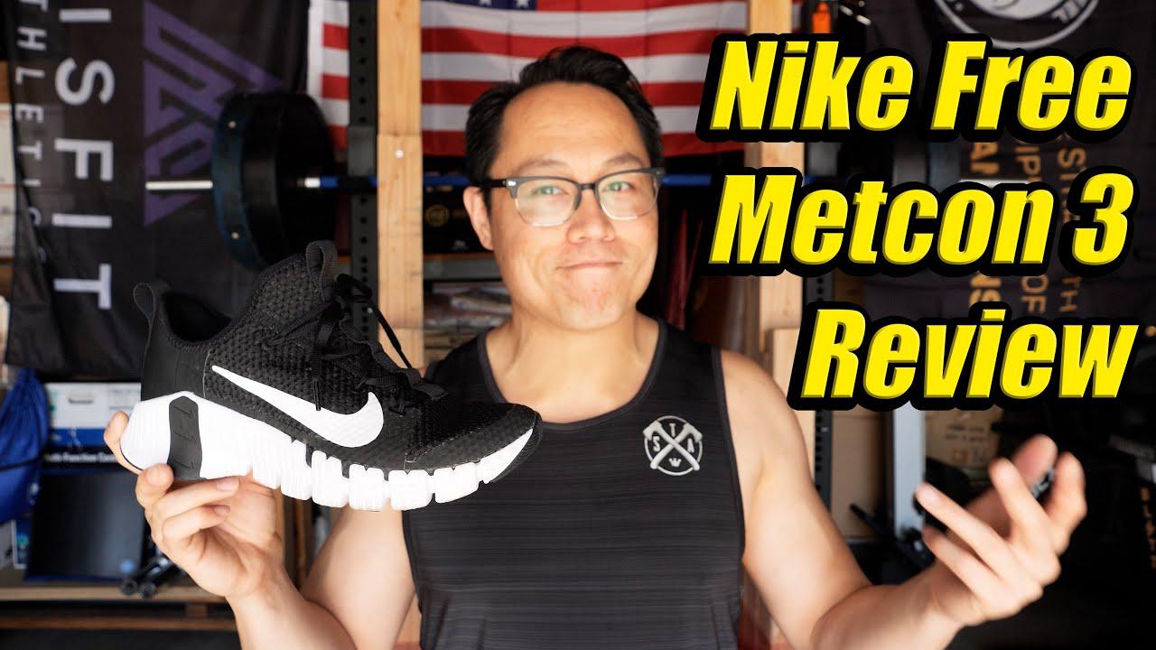 Nike Free Metcon 3 Review - More Free