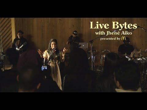 Jhene Aiko Performs 'Stranger'- Live Bytes