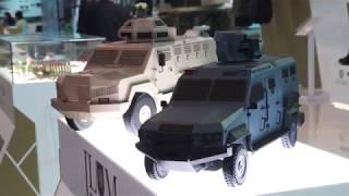 AAD 2018 Africa Aerospace Defense Exhibition in South Africa Sudan KADDB REVA ICP military industry