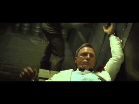 007 Spectre- Train Fight Scene streaming vf