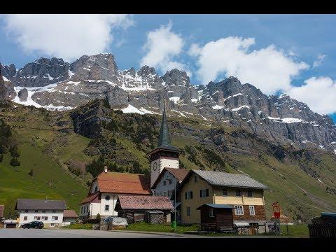 Klettersteig Urnerboden : Klettersteig zingelstÖckli urnerboden swisspowerjet youtube