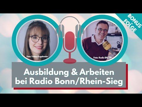 Radio Bonn/Rhein-Sieg: Ausbildung und Mitarbeit 🎧 Dein Weg in die Medien 🎙️ BONUS-FOLGE