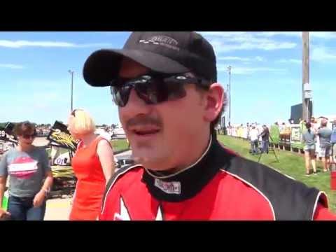 Kick-It Karting with driver JP Gordon