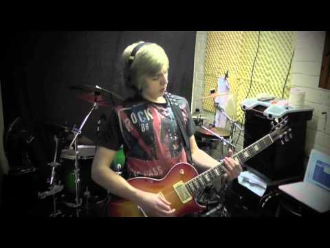 Grooving Rock Jam - Rob Chapman Orange competition entry by James Bell