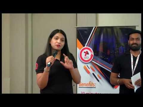 ABFX 'Financial Empowerment' Hyderabad Q1 Seminar part - 1