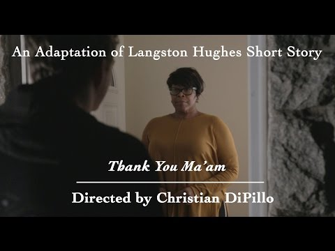 Thank You Ma'am (Short Film)