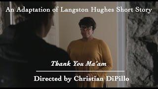 Thank You Ma'am (Short Film)