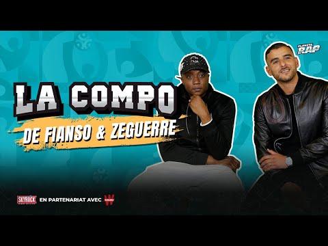 Youtube: «Zeguerre arrière: il court plus vite que tout le monde» #LaCompo de Fianso & Zeguerre (Euro 2020)