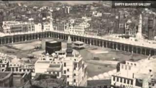 Subhanallah ! Inilah Megahnya Mekkah Saat Khilafah Masih Berdiri, di Tahun 1885
