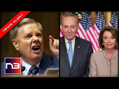 HUGE: Lindsey Graham REVEALS Impeachment News That Dems Will Absolutely DREAD