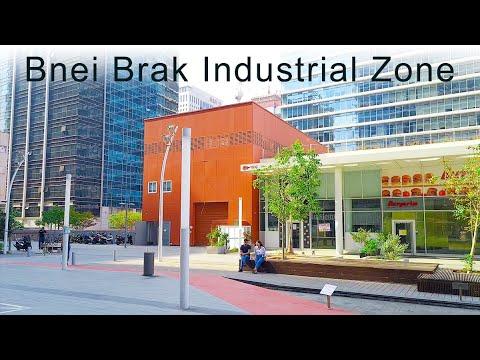 Bnei Brak Industrial Zone, Israel