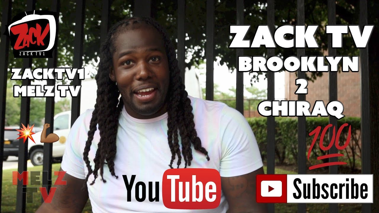 zacktv speaks on how chicago rappers feel about new york rappers