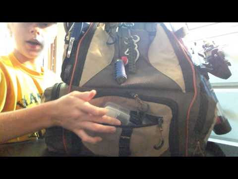 Browning fishing backpack review youtube for Browning fishing backpack