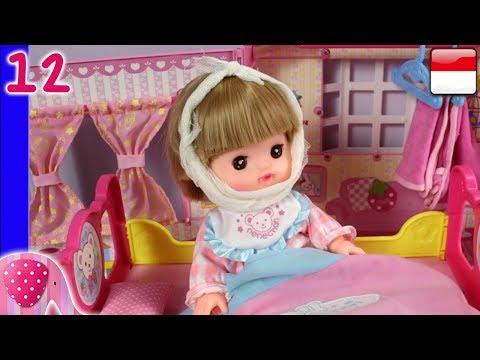 Sakit Gigi - Paket Mainan Sikat Gigi Mell Chan Unboxing - Mainan Boneka S1P1E12 GoDuplo TV