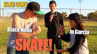 Jp Garcia VS Black Ninja MAJER Games