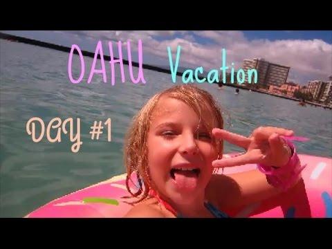 Honolulu: Day #1!
