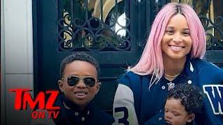 Ciara Throws her Son, Future, an Epic Birthday Party | TMZ TV