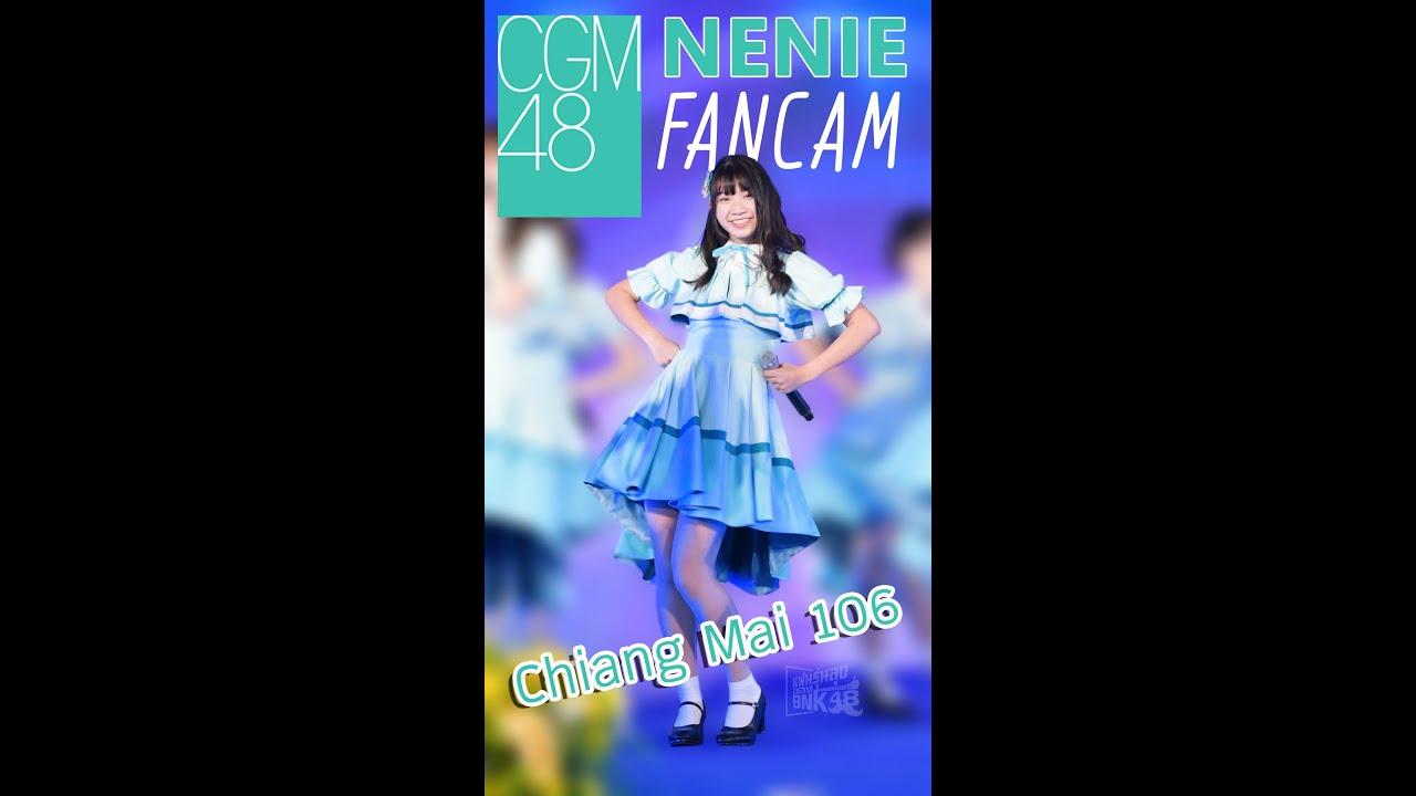 [Nenie FANCAM]CGM48 - Chiang mai 106 ณ งานศิลปาชีพล้านนาไทย 14.02.2020