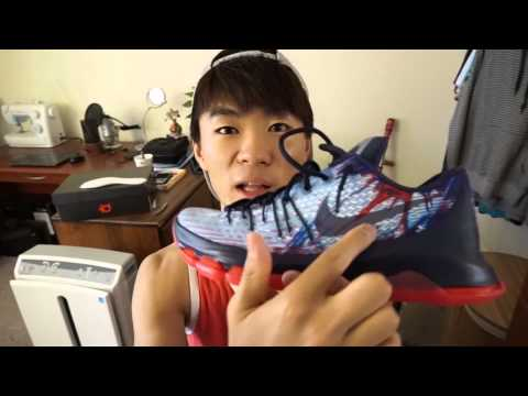 Nike Kd 8 Unboxing and First Impressions