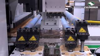 RH-Series by C.R. Onsrud CNC Machining Centers