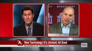 Andrew McAfee: New Technology, It