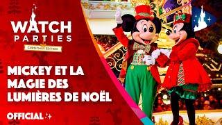 Disneyland Paris Watch Parties -  Mickey et la Mag...